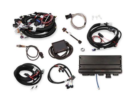 Holley Efi Terminator X Max Mpfi Kit W Transmission Control 1997