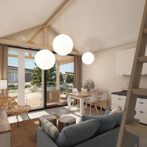 Ferienhaus Sea Lodge Bloemendaal ✈ traumURLAUB ✈ Pinterest - norderney ferienwohnung 2 schlafzimmer