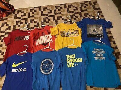Ad(eBay Url) 8 Nike Boys T shirts Size