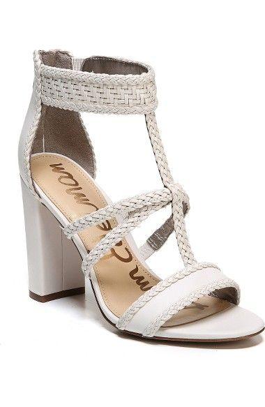 80e77b0135079 SAM EDELMAN Yordana Woven T-Strap Sandal.  samedelman  shoes  sandals