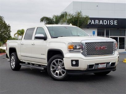 Certified 2015 Gmc Sierra 1500 4x4 Crew Cab Denali For Sale In