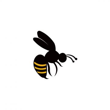 Bee Animal Icon Honey Flying Bee Insect Bugs Animal Icons Bee Icons Honey Icons Png And Vector With Transparent Background For Free Download Animal Icon Bee Icon Logo Design Free Templates