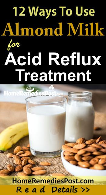 12 Ways to Use Almond Milk for Acid Reflux Relief Fast