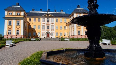 Ericsbergs Castle, Södermanland, Sweden