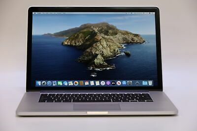 Apple 2015 Macbook Pro Retina 15 2 5ghz I7 16gb In 2020 Macbook Macbook 12 Inch Apple Laptop