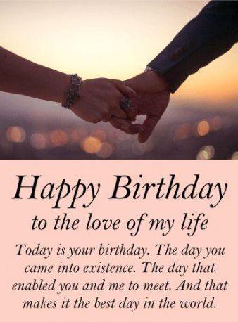 Best Birthday Love Qoutes For Him Boyfriends Life Ideas Birthday Wish For Husband Happy Birthday Husband Quotes Husband Birthday Quotes