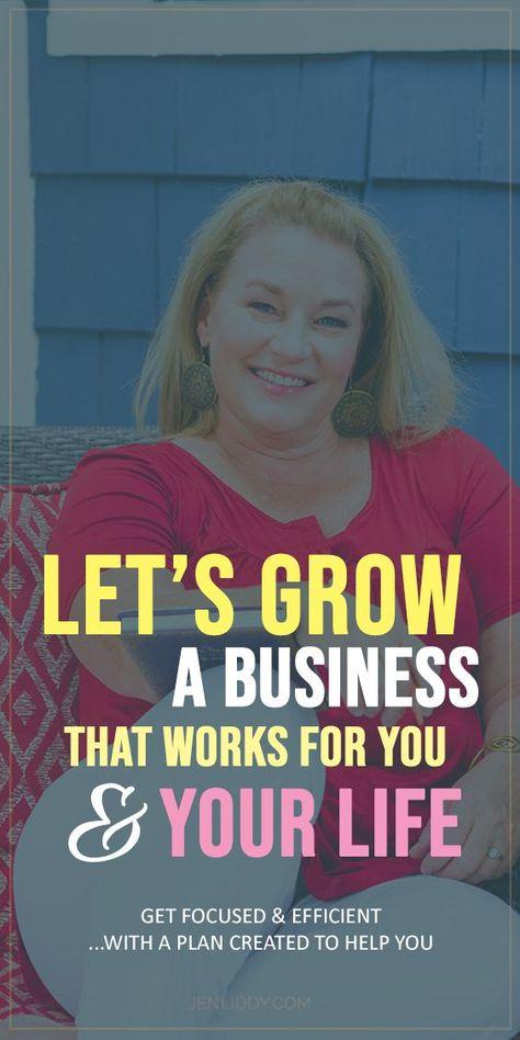 Jen Liddy Business Coaching & Development