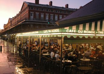 America's Best Coffee Bars: Café Du Monde; New Orleans, LA(On the list for best doughnuts too!). Also on the list that I want to go to when I am in the city- Dose Coffee and Tea in Nashville and Octane Coffee Bar & Lounge in Atlanta