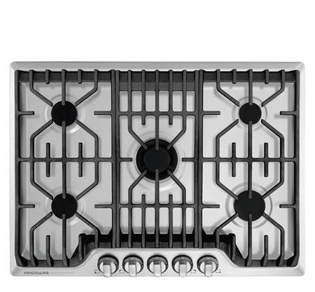 Frigidaire Professional Fpgc3077rs 1 149 00 In 2020 Frigidaire Professional Gas Cooktop Frigidaire Professional Refrigerator
