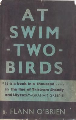 First Published In 1939 At Swim Two Birds Wikipedia With Images