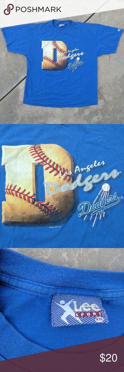 baseball Vintage Lee LA Dodgers t-shirt...