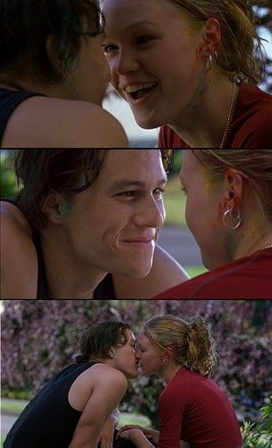 10 things i hate about you(: one of my favorite movies!