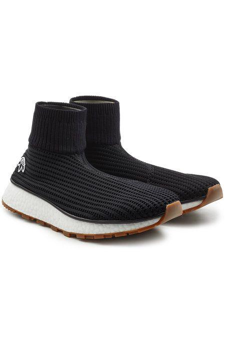 Run Clean Sock Sneakers #Shoes #ADIDAS