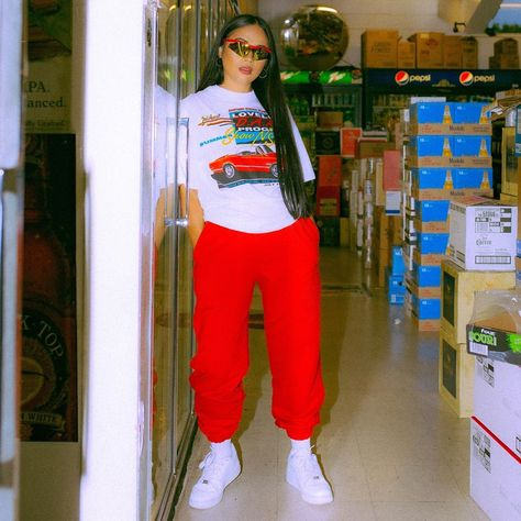 Cute Swag Outfits, Cute Comfy Outfits, Tomboy Outfits, Teenage Outfits, Tomboy Fashion, Dope Outfits, Retro Outfits, Streetwear Fashion, Trendy Outfits