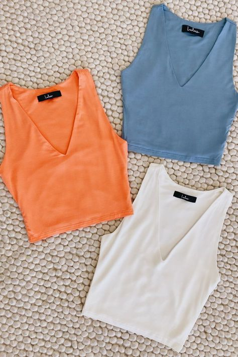 Lulus Feel Like Dancing Crop Top is an essential staple for cute crop top outfits. Stock up in colors that will give your wardrobe a style pick-me-up. It's also the perfect piece to pack on trips. #lovelulus