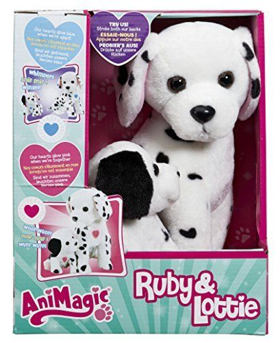 Vivid Imaginations Ruby And Lottie Dalmation Dog And Puppy Soft Toy Multicolour By Vivid Imaginations Check Out This Terrific Puppy Soft Toy Teddy Bear Toys