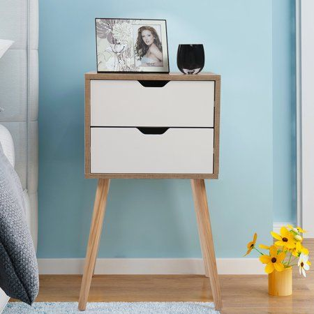 Home In 2020 Sofa End Tables Wood Sofa Teal Bedside Tables