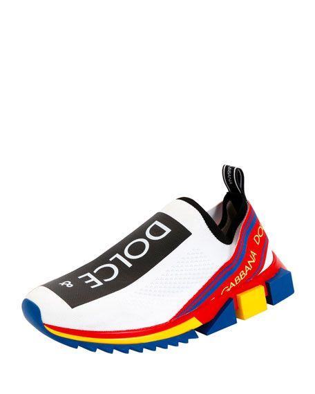 Dolce \u0026 Gabbana Men's Multicolor