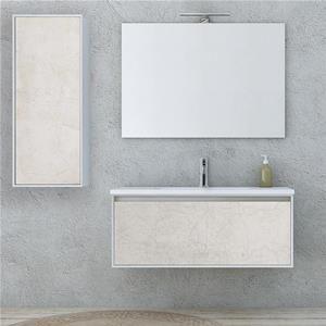 Specchio Bagno Design Con Contenitore Ray Mirror By Ex T Design