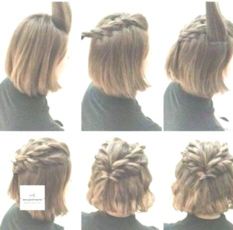 20 Gorgeous Prom Hairstyle Designs For Short Hair Prom Hairstyles 2019 Prom Hair Medium Long Bob Hairstyles Hair Styles