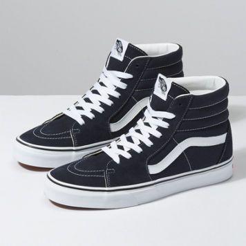 Vans | Black and white vans