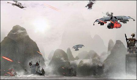 24+ Droid gunships ideas