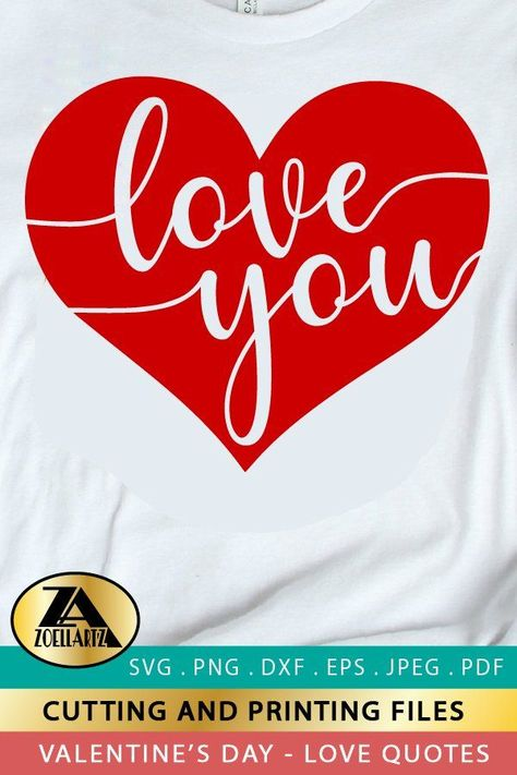 Valentines SVG Love Heart SVG Valentines Day SVG cut Files (1097362)   Cut Files   Design Bundles