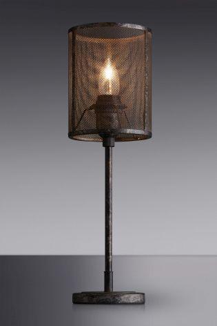 Mesh Table Lamp Lamp Table Lamp Diy Lamp
