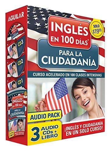 Curso de Inglés en 100 días para la ciudadanía / Prepare for Citizenship with English in 100 Days for Citizenship Audio Pack: Curso acelerado en 100 ... (Ingles En 100 Días / English in 100 Days) - Default