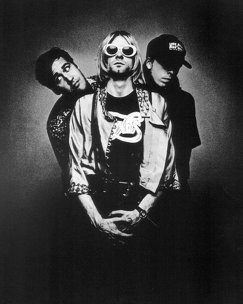 Nirvana Band Poster By Retro Images Archive