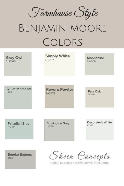 10 Ways To Add Farmhouse Style To Your Home Skeen Concepts Paint Colors For Home Palladian Blue Farmhouse Paint Colors