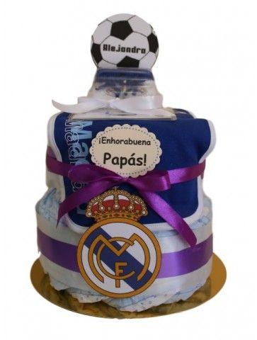 Tarta De Panales Real Madrid Tarta De Panales Panales Y Tartas