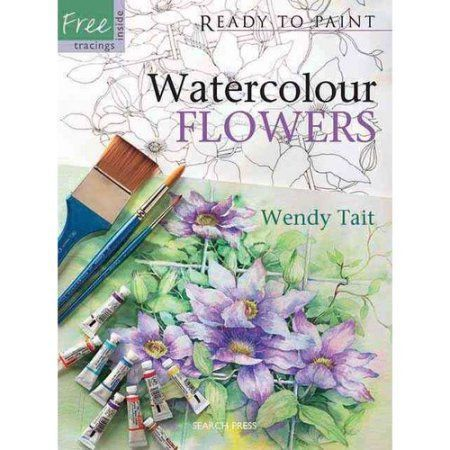 Books Watercolor Flowers Free Watercolor Flowers Watercolor