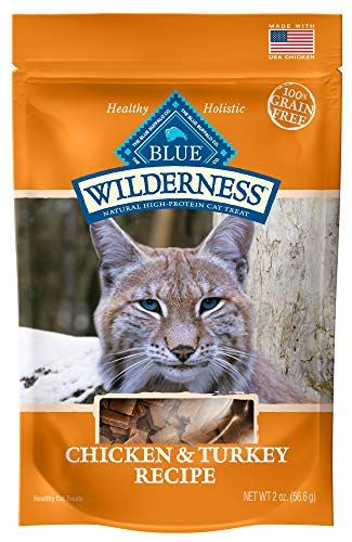 4 99 Blue Buffalo Wilderness Grain Free Soft Moist Cat Treats