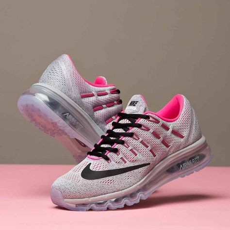 d1051eaef6f7a Nike Air Max 2016  Grey Pink