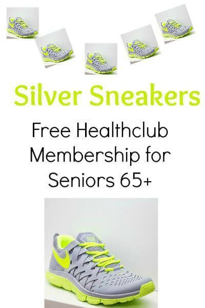 Silver Sneakers Program Offers Free Health Club Membership For