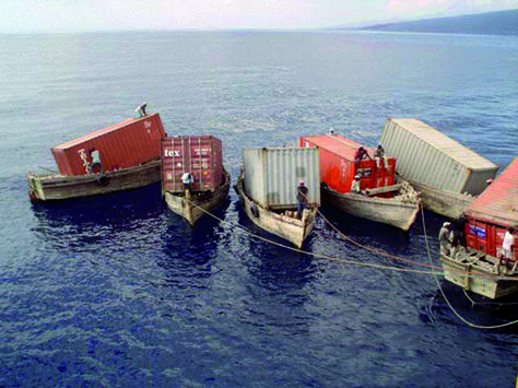 Container Ships - Comoros Islands For more information about Vanilla Islands visit our blog vanillaislands.info