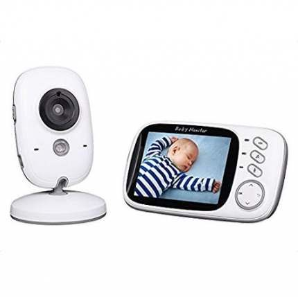 New Digital Screen Baby Monitor 60 Ideas Video Monitor Baby Baby Monitor Audio Baby Monitor