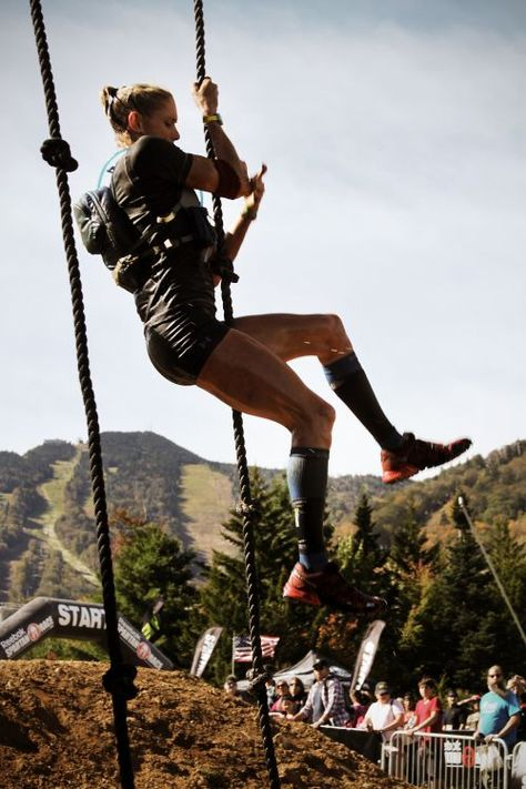 Her major victories include the Spartan Race World Championship (2013), Spartan Race Series Point Champion (2013 and 2015), and she is the only three-time winner of the World's Toughest Mudder (2012, 2014 and 2015). She won the 2014 WTM eight weeks after knee surgery. Amelia is also a three-time finisher of the Death Race, and dabbles in ultra-running in all of her spare time.