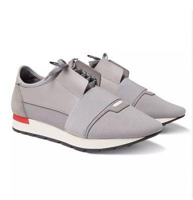 Men's Balenciaga race runner sneakers