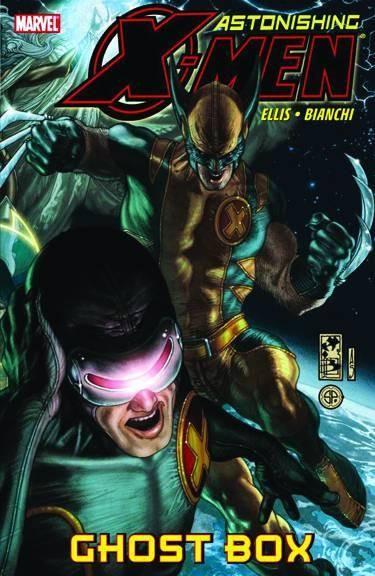 Astonishing X Men Tp Vol 05 Ghost Box Ghost Box X Men Marvel Comics