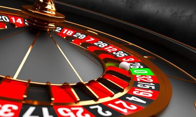 Luxury Casino Roulette Wheel On Black Background Casino Background Theme Close Up White Casino Roulette With A Poker Game Tables Table Games Roulette Wheel