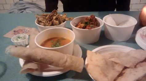 Bundobust Manchester Indian Street Food Bundobust