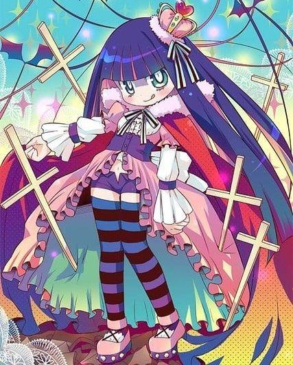 Hugedomains Com Panty And Stocking Anime Anime Stockings Panty and stocking iphone wallpaper