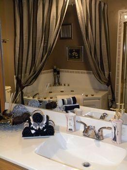 bathroom vanity tray decor.htm master bathroom corner tub www hartleys ca 1 client  master bathroom corner tub www