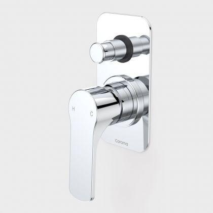 Type Wall Hung Bath Shower Mixer Caroma Mixer Taps