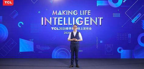 TCL 的线上全品类发布会,一次发布了 30 款智能家电产品   理想生活实验室 - 为更理想的生活