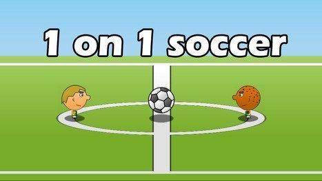 Https Sites Google Com Site Bestfununblockedgames 1 On 1 Soccer Unblocked Soccer Games Games School Games