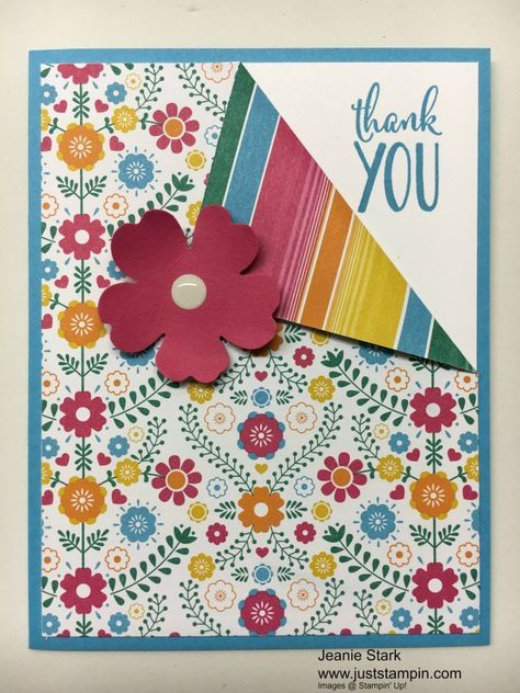 Cute For All Occasions Stamped Cards Cards Paper Crafts Cards