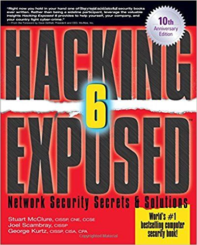 Hacking Exposed 6 Pdf Books Pdf Network Security Computer
